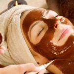 Mascarilla de cacao para piel seca
