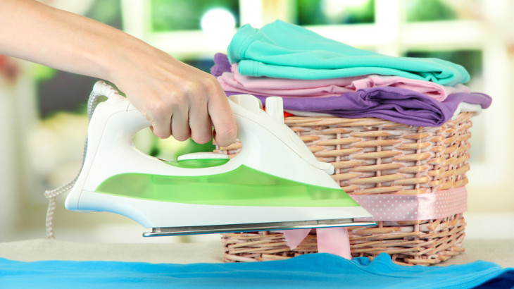 Cómo planchar el lino