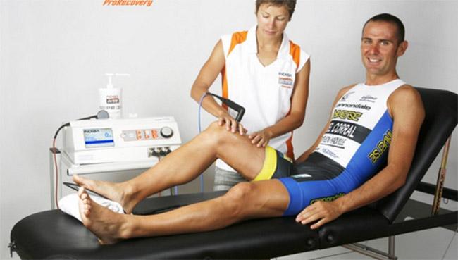 Las máquinas de fisioterapia, ¿Sirven de algo?