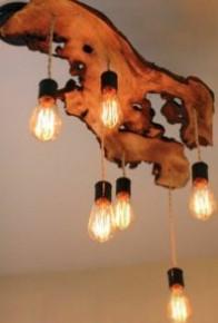 lampara-vintage-diy-realizada-con-madera