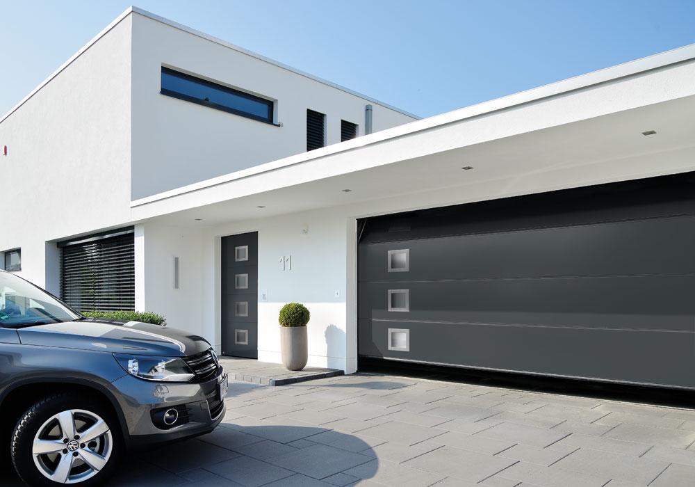 puertas de garage automaticas