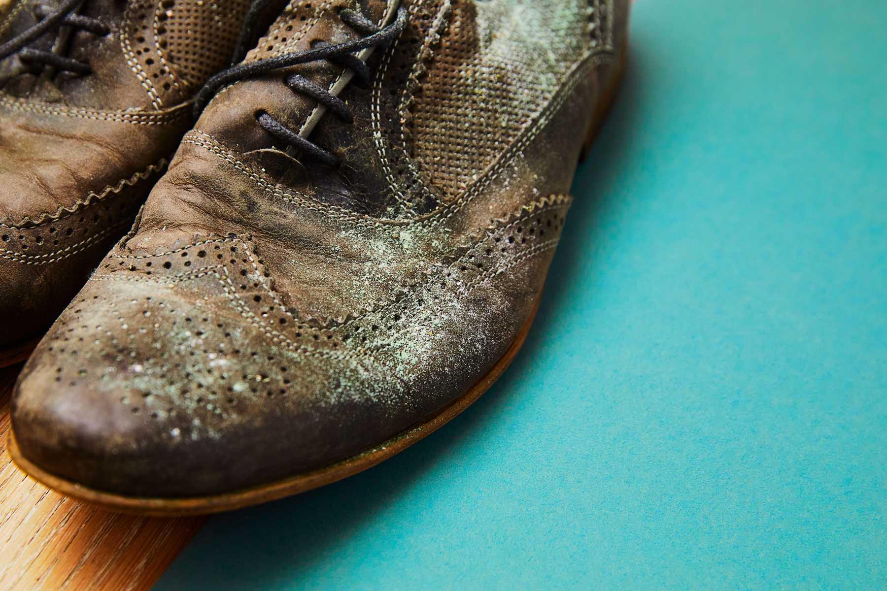 zapatos cuidados