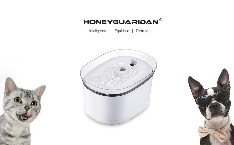 Fuente mascotas HoneyGuaridan W25