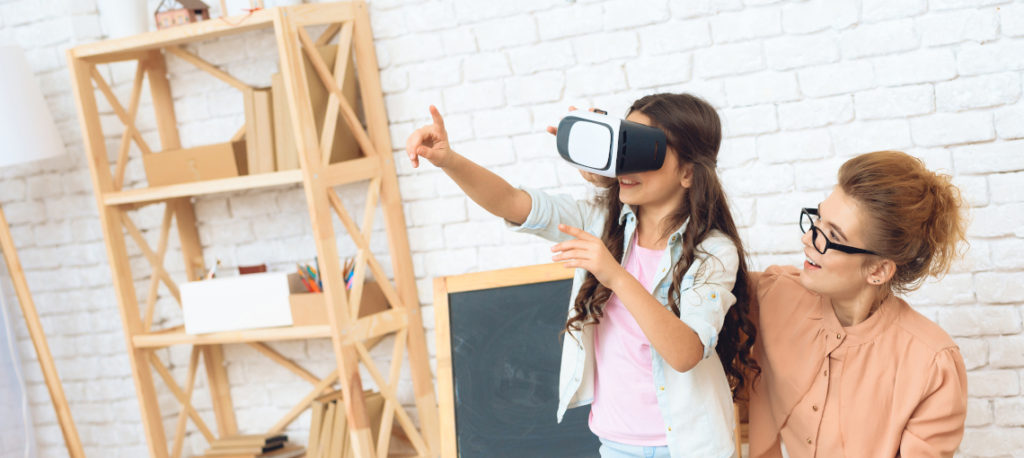 Realidad virtual profesores